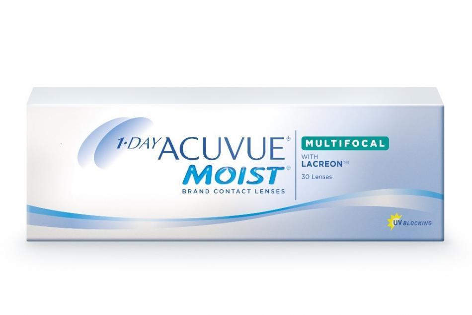 1 Day Acuvue MOIST Multifocal (30 шт) Подробности акции у администратора.