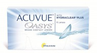 Acuvue Oasys with  Hydraclear Plus (6 шт)  Подробности акции у администратора.