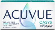 ACUVUE® OASYS  with TRANSITIONS. Подробности акции у администратора.