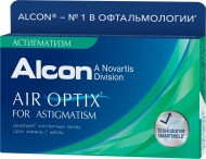 AIR OPTIX for ASTIGMATISM (3 шт)
